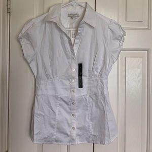 NWT Banana Republic blouse, size 4. Empire waist.